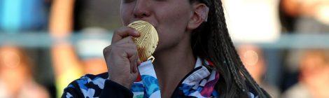"""#BeachHandball / Carolina Ponce: """"Ser campeona olímpica es algo que nunca va a terminar"""""""