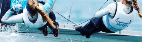 """#Yachting / Victoria Travascio: """"Fue como para desoxidarnos"""""""
