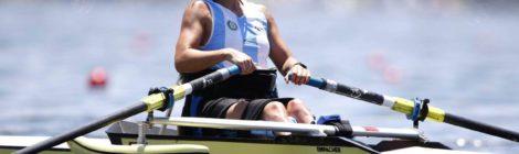 #Remo: Brenda Sardón le apunta a Río para llegar a los Juegos de Tokio