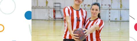 #handball / Una charla de cuarentena con Sofía Cabrera y Lucía Dalle Crode