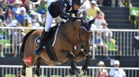 #Equitación / Con escalas: el camino de Matías Albarracín, de La Plata a #Tokyo2020