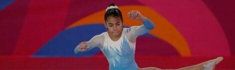 #Gimnasia / ¡Abigail Magistrati es olímpica!