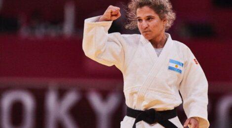#Judo / De película (pequeño homenaje a Paula Pareto)