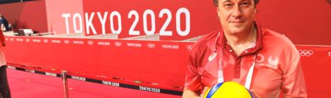 Con escalas: Hernán Casamiquela, de Gimnasia a la final de Tokio 2020